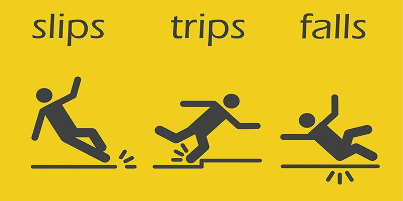Trip, Slip and Fall Injury
